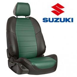 Авточехлы для Suzuki - Экокожа