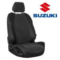 Авточехлы для Suzuki - Велюр