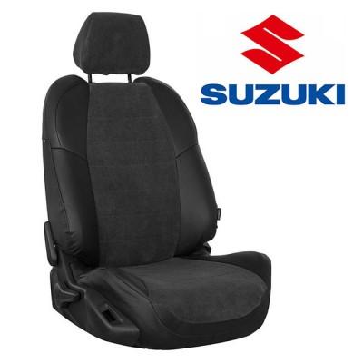 Чехлы на сиденья из велюра для Suzuki