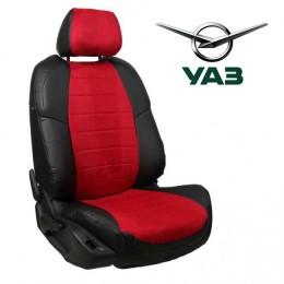 Авточехлы для УАЗ - Алькантара