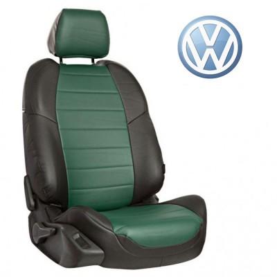 Чехлы на сиденья из экокожи для Volkswagen